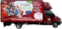 Meble Bogart transport