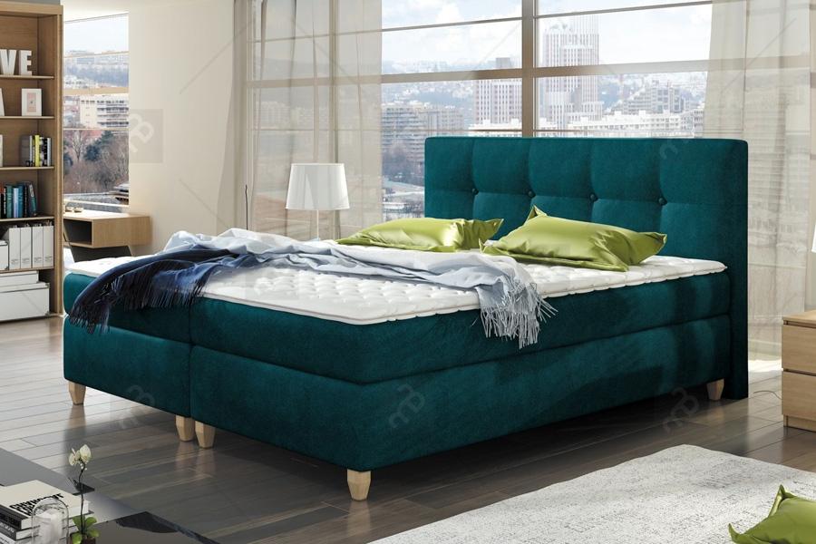 łóżko tapicerowane meble wersal