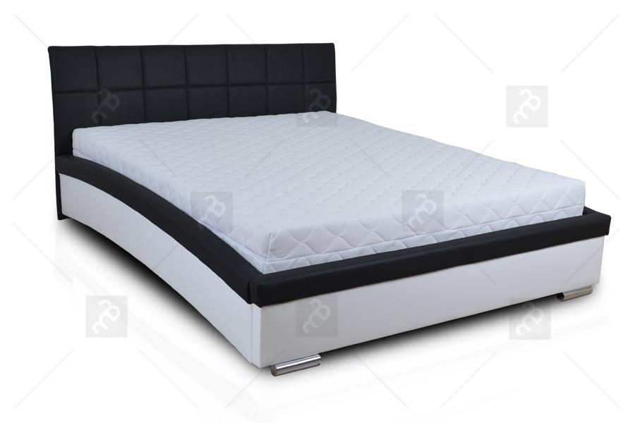 Nabytok-Bogart čalúnená posteľ joanna 180 x 200