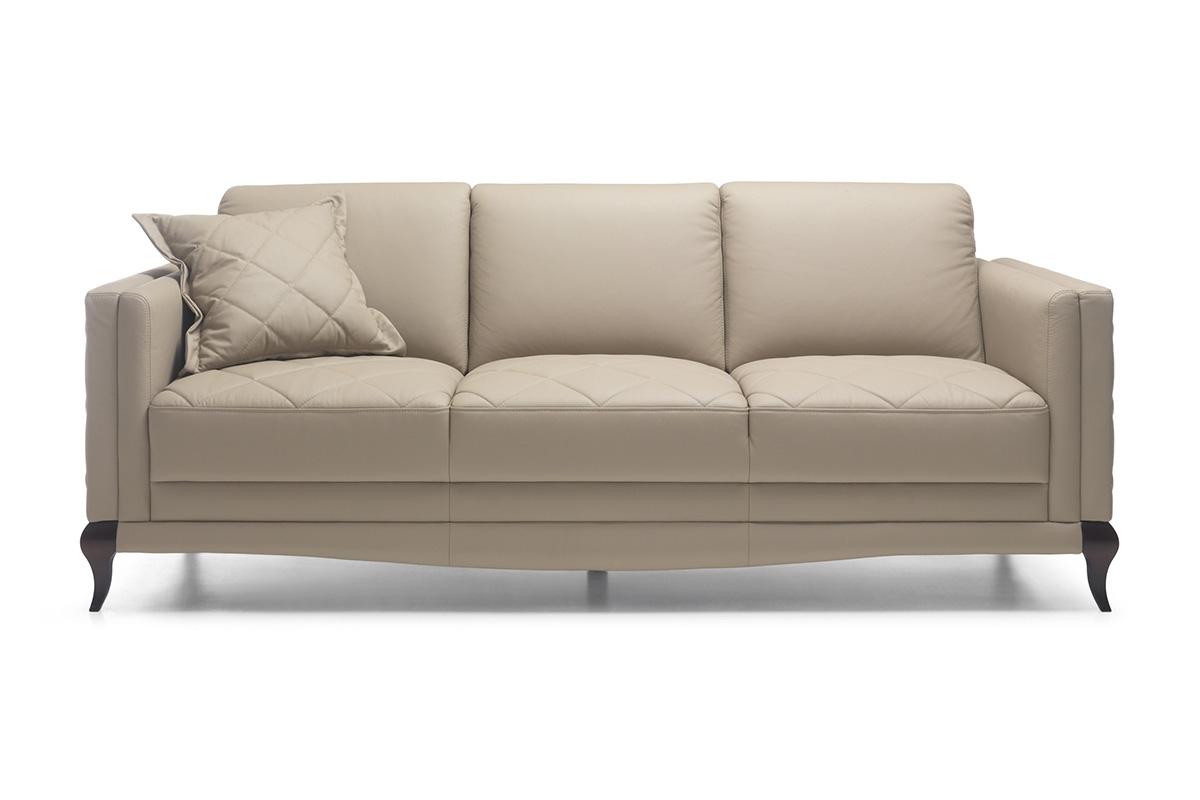 Bydgoskie Meble Sofa z funkcj± spania Laviano 3F - Darmowa Dostawa