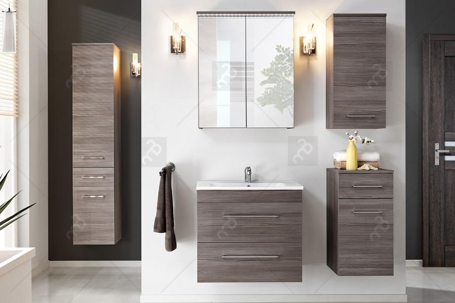 Nabytok-Bogart Kúpelňový nábytok cosmo - 80 cm
