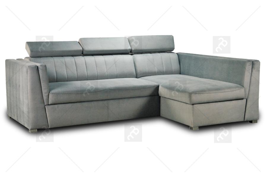Nabytok-Bogart Rohová sedacia súprava gama - potahová látka