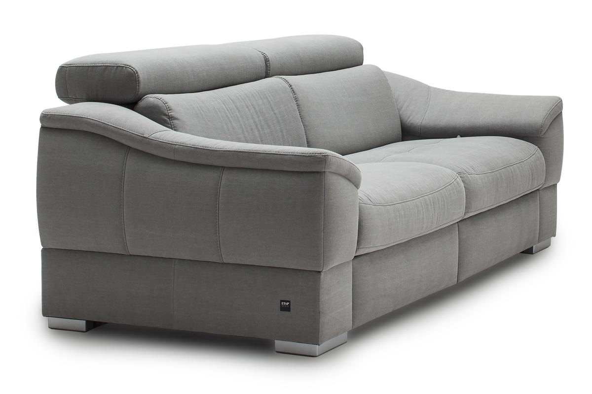 Etap Sofa Sofa z funkcją relaks elektryczną Urbano 3RF (1RF) L/P - Darmowa Dostawa