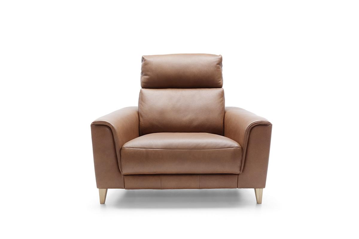 Bydgoskie Meble Fotel z elektryczn± funkcj± relaks Legato 1,5RF - Darmowa Dostawa