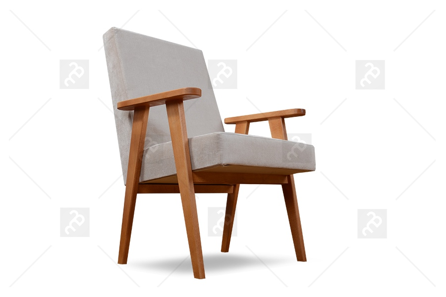 Bogart Design Fotel Klubowy PRL