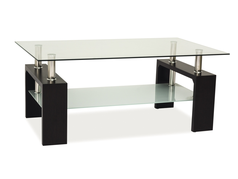 Nabytok-Bogart Konferenčný stolík lisa basic ii venge 100x60x55