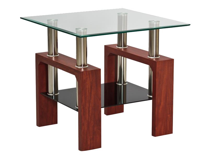 Nabytok-Bogart Konferenčný stolík lisa d czeresnia 60x60x55