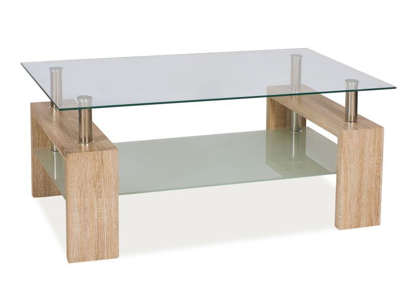 Nabytok-Bogart Konferenčný stolík lisa ii san remo 110x60x55