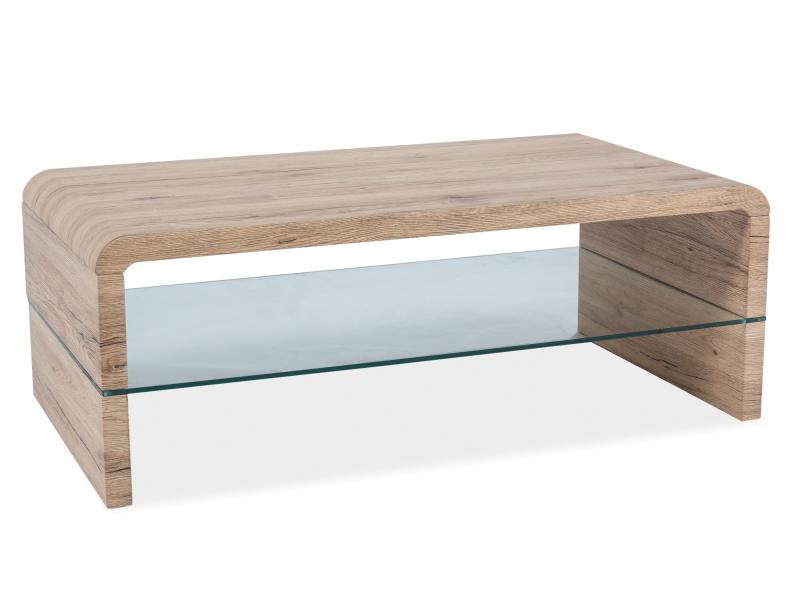 Nabytok-Bogart Konferenčný stolík rica san remo 110x60x45