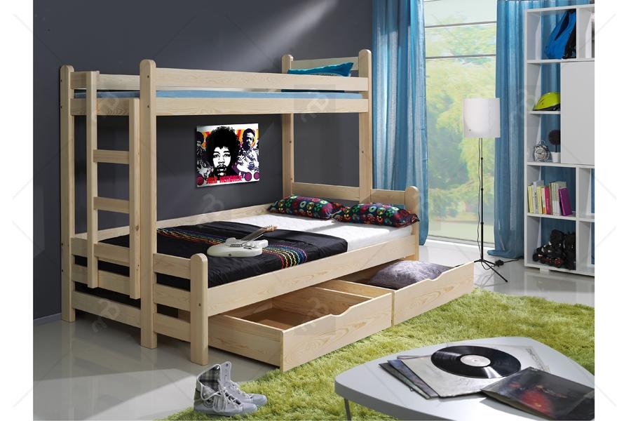 łóżko Piętrowe Beniamin Meble Bogartpl