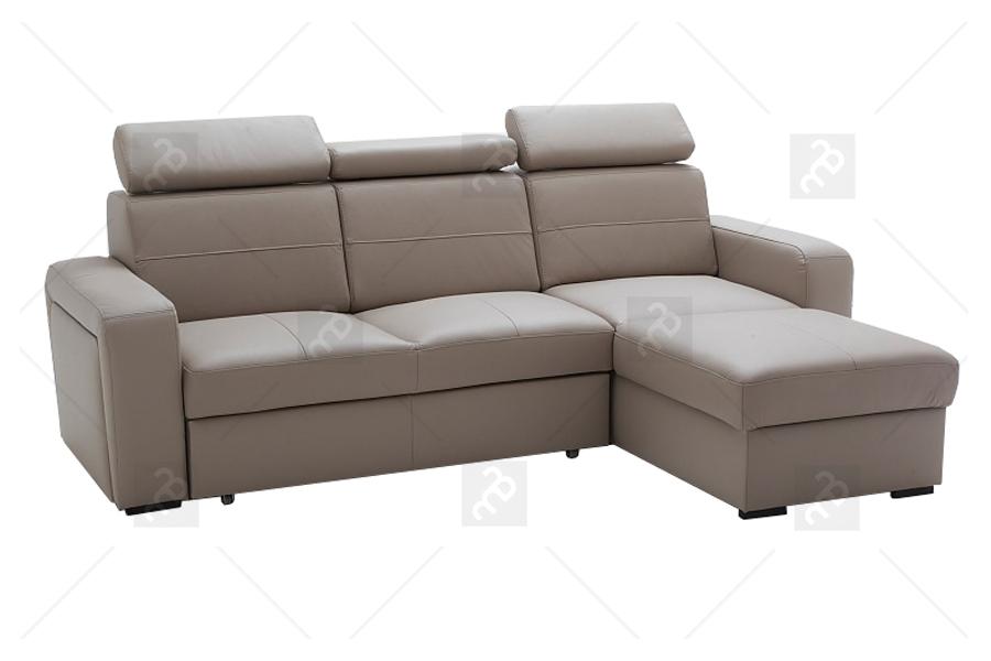 Ideal Sofa Narożnik Basic Skóra - Darmowa Dostawa