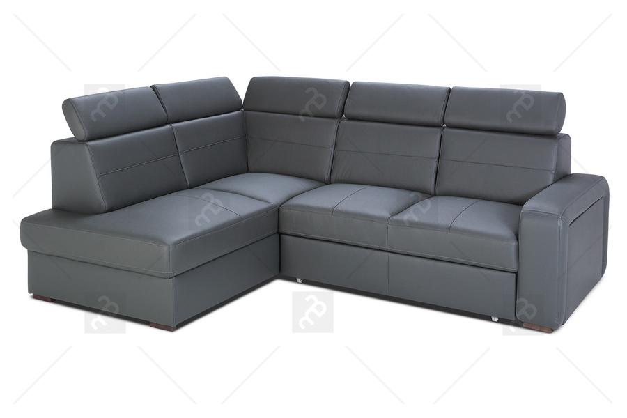 Ideal Sofa Narożnik Basic II Tkanina - Darmowa Dostawa