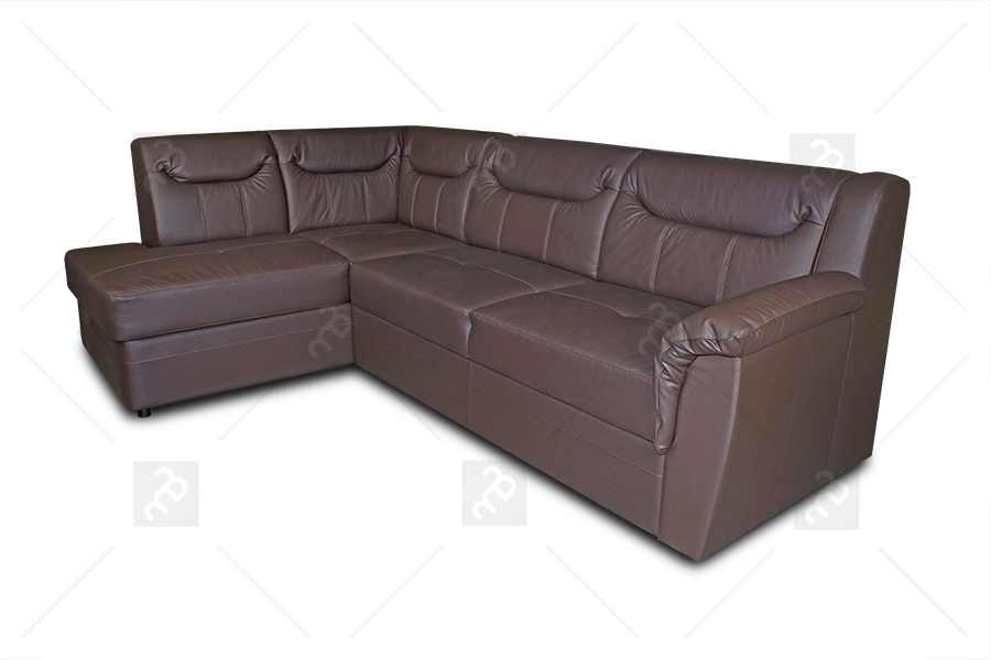 Nabytok-Bogart Rohová sedacia súprava bogdan - koža