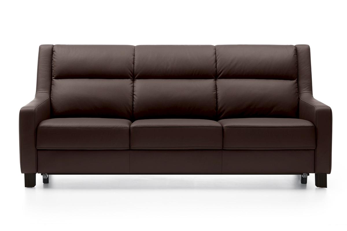 Bydgoskie Meble Sofa trzyosobowa Way 3 F - Darmowa Dostawa
