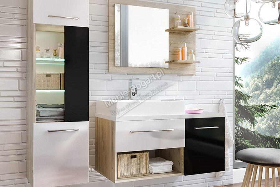 Nabytok-Bogart Komplet aruba - nábytok do kúpeľne