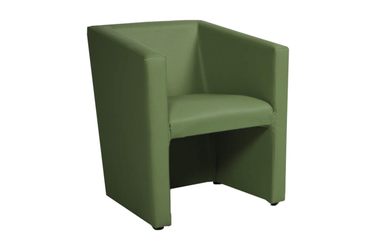Fotel PM-1 - zielony -