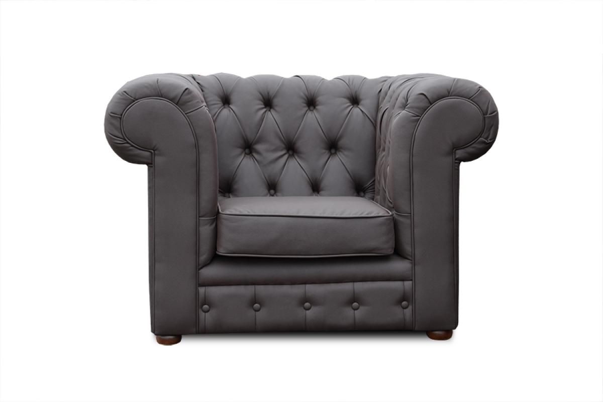 Fotel Chester - Ekoskóra łatwoczyszcząca -