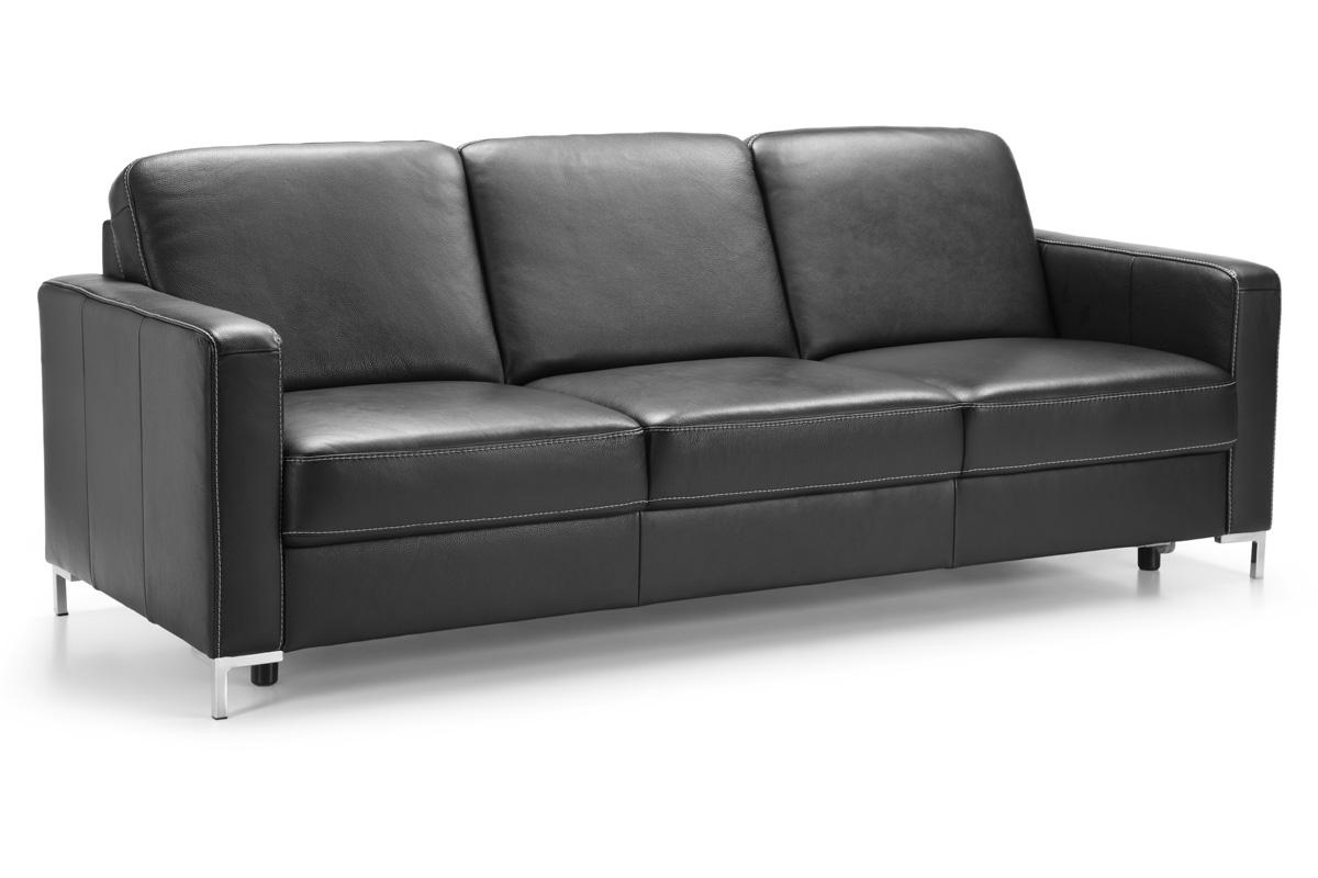 Etap Sofa Sofa trzyosobowa z funkcją spania Basic 3F Etap Sofa - Darmowa Dostawa