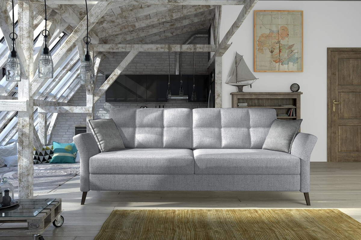 Wersal Sofa Fuego z funkcją rozkładania - Darmowa Dostawa
