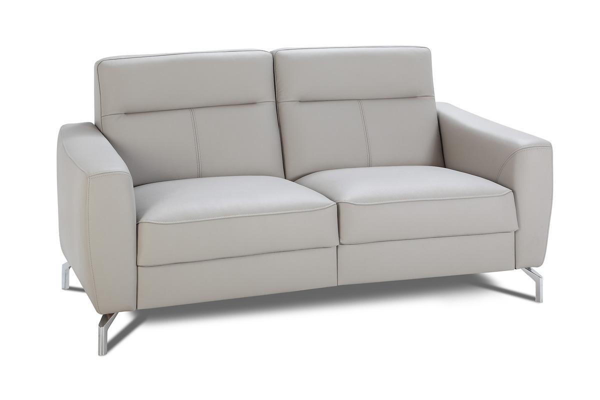 Bogart Design Sofa dwuosobowa do salonu Maybe Skóra - Darmowa Dostawa