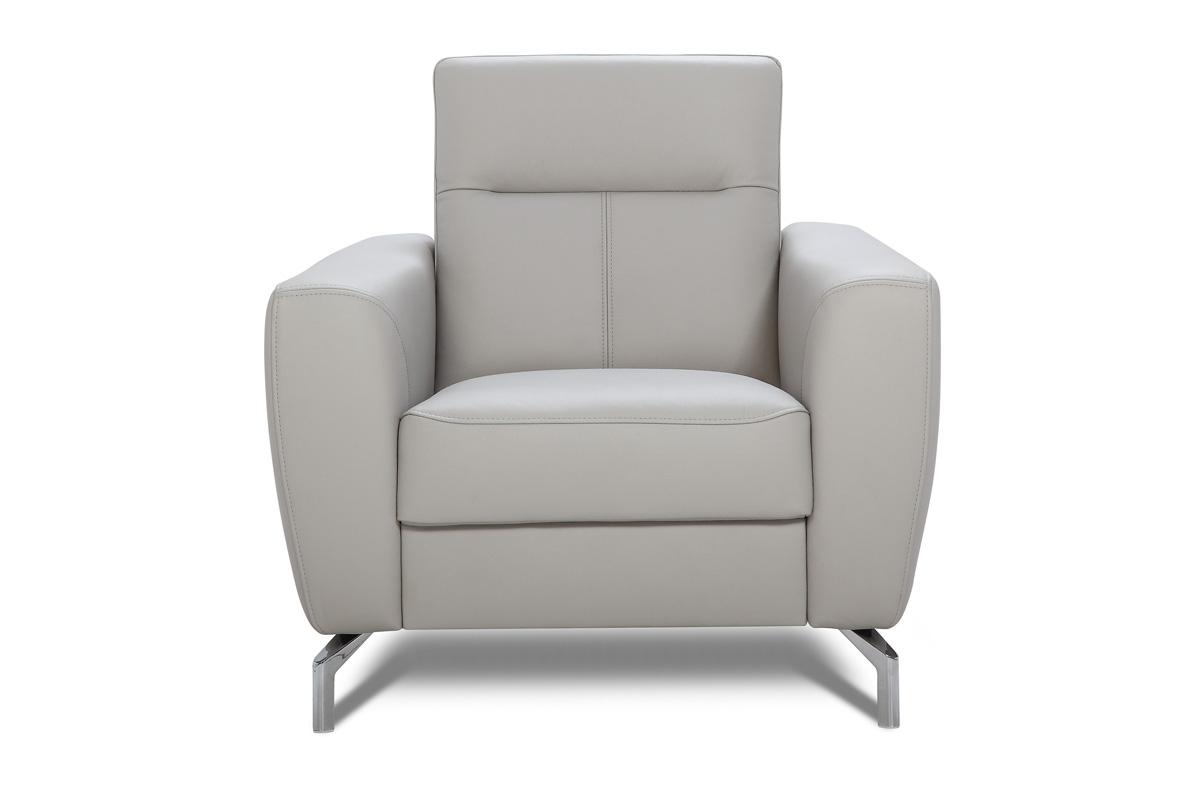 Bogart Design Fotel do salonu Maybe Skóra