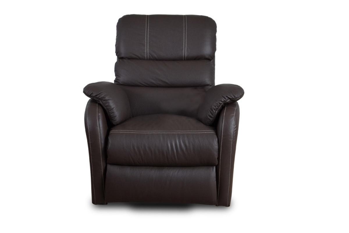 Fotel Amber - Skóra