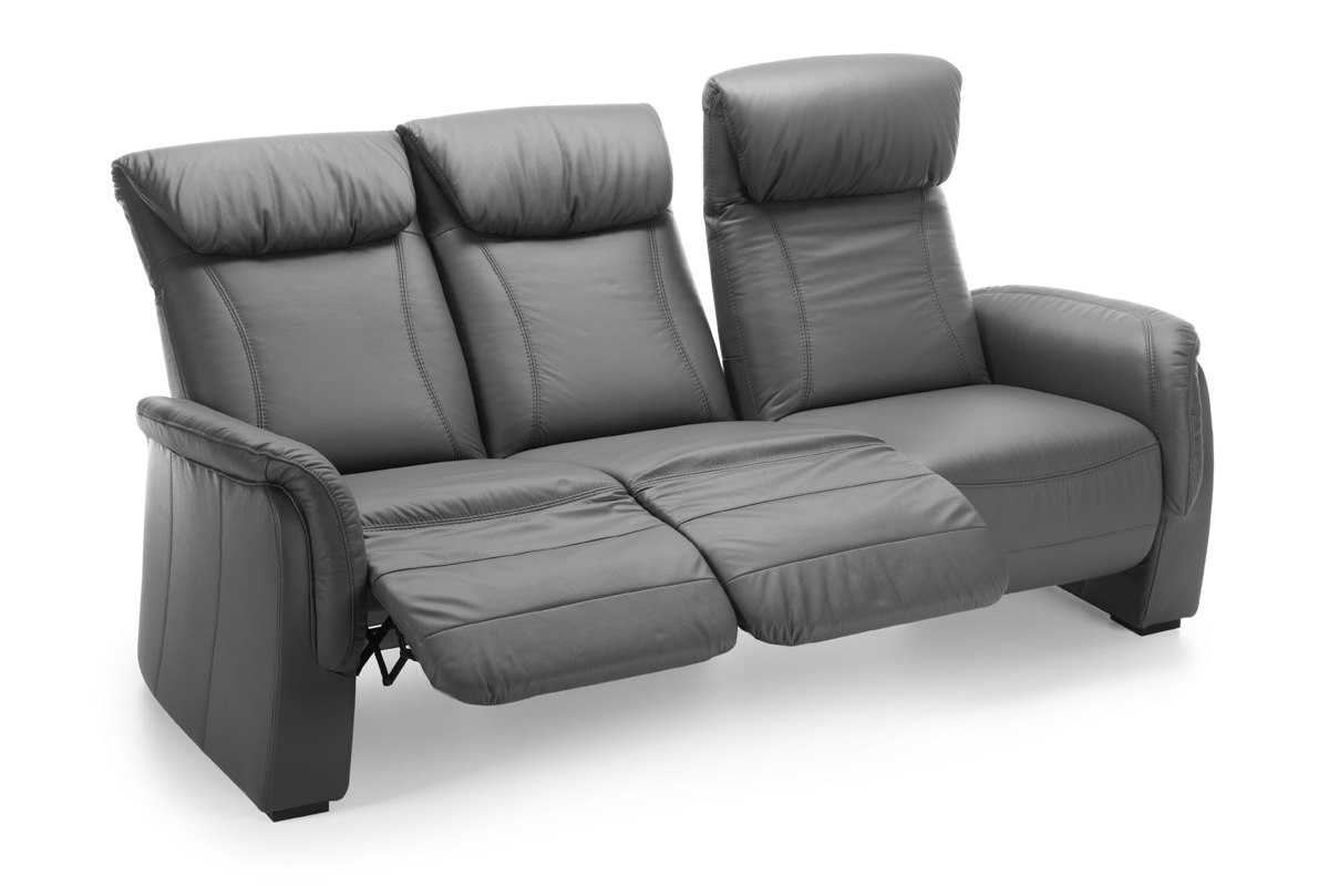 Etap Sofa Sofa trzyosobowa z funkcją relaks Home Cinema 3RF - Darmowa Dostawa