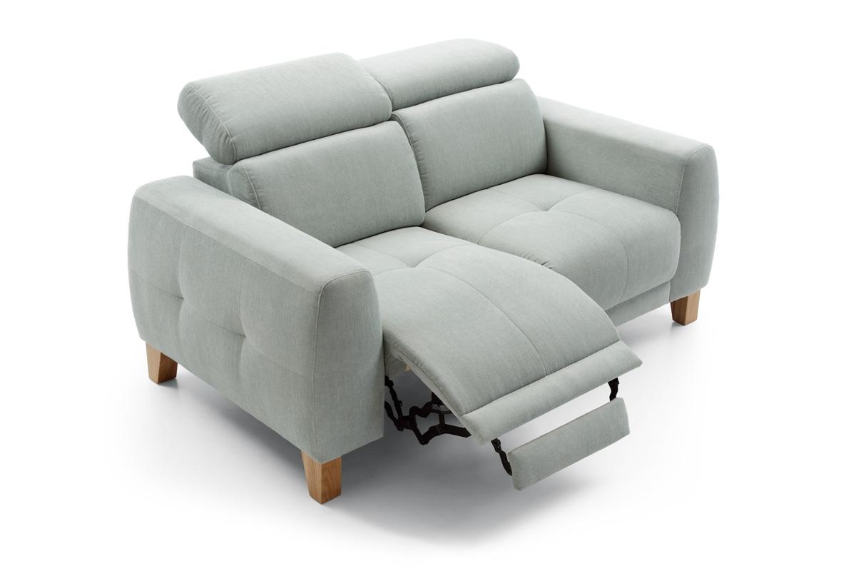Etap Sofa Sofa z funkcją relaks manualną Jacob 2RF L/P - Darmowa Dostawa