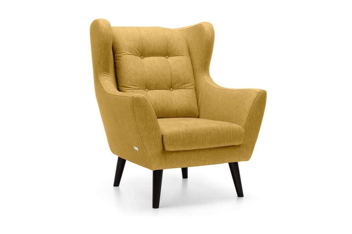 Etap Sofa Fotel Henry żółty SZYBKA WYSYŁKA