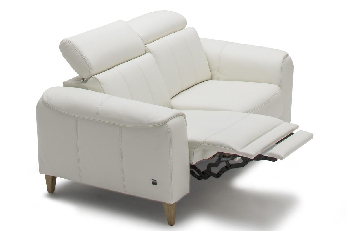 Etap Sofa Sofa z funkcją relaks manualną Milana 2RF L/P - Darmowa Dostawa