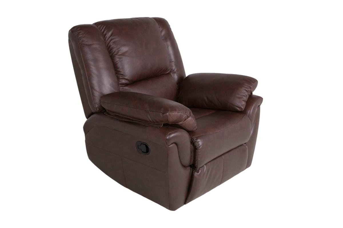 Fotel Alabama - funkcja relaks manualna