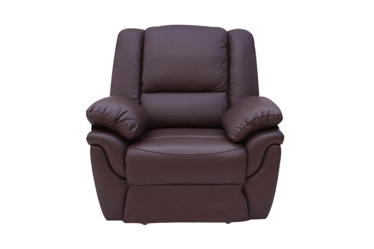 Bostonsofa Fotel Alabama funkcja relaks manualna