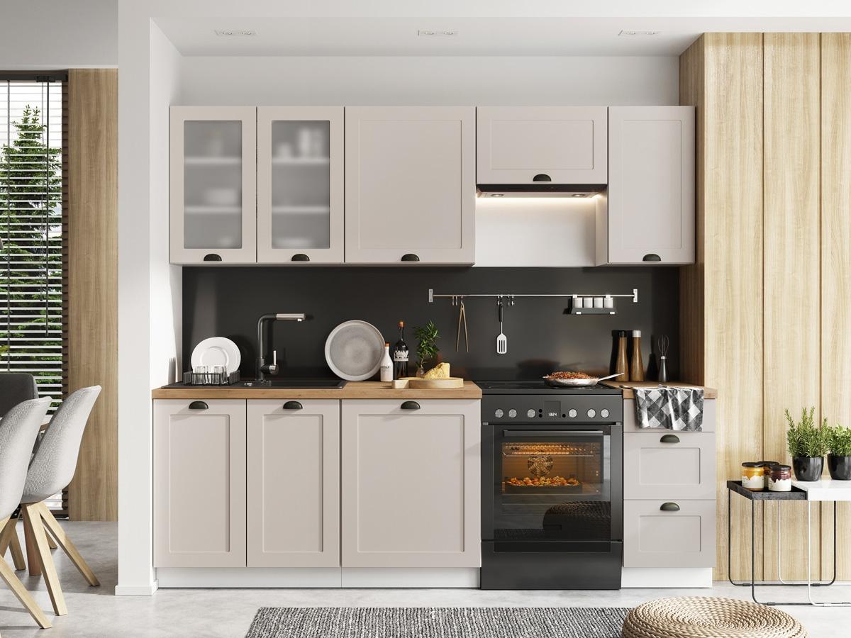 Stolkar Kuchnia Trend Line Adele Komplet 1,8/2,4 zestaw mebli kuchennych