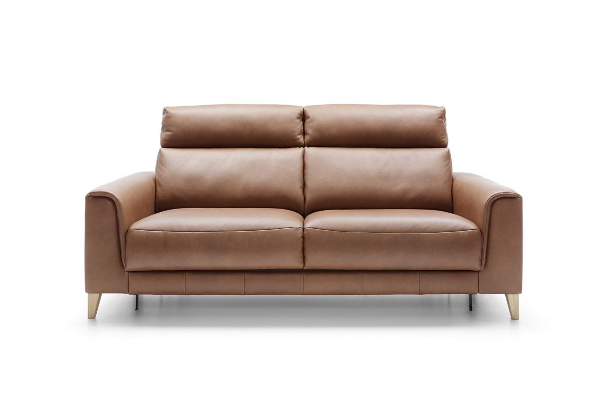 Bydgoskie Meble Sofa z funkcj± spania Legato 3F - Darmowa Dostawa