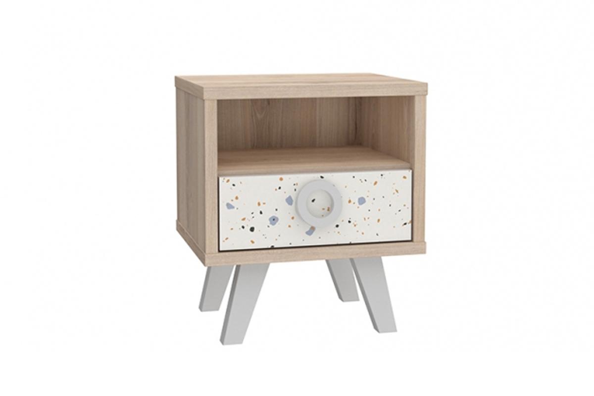 Szafka nocna KLZK01-M134 Kolaza szafka z szufladą