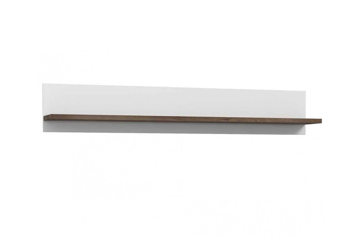 Półka wisząca WHSB01-M156 White Sea półka w połysku