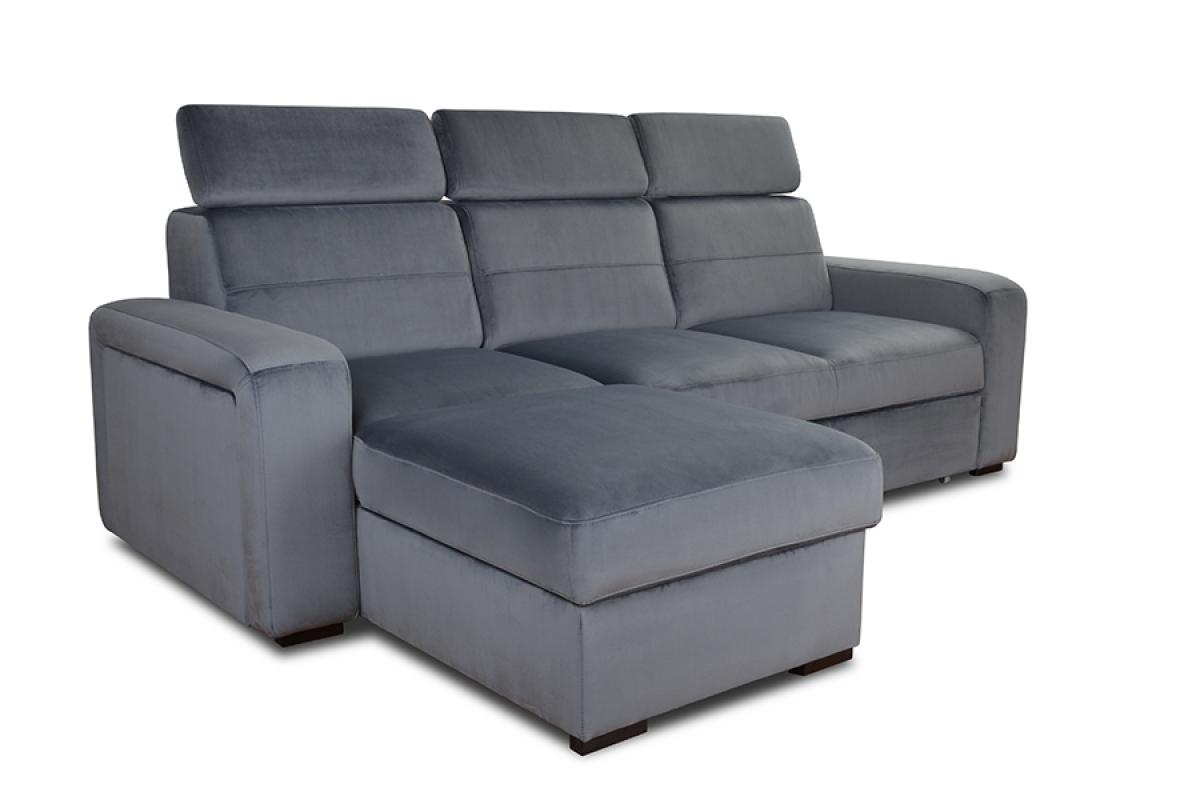 Ideal Sofa Narożnik Basic Tkanina - Darmowa Dostawa