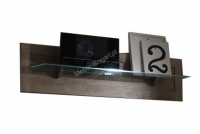 Panel z półką Nemezis 01 -  Wyprzedaż