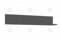 Komplet mebli młodzieżowych Libelle 2 szara półka