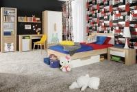 Biurko LCXB21 Lace kolorowy pokój