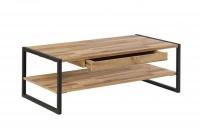Zestaw mebli pokojowych Hud III stolik z szufladą