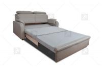 Sofa Amber - Skóra meble do spania