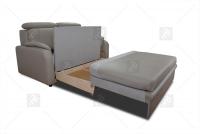 Sofa Amber - Skóra sofa do pokoju