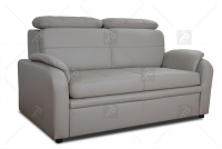 Sofa Amber - Skóra sofa ze schowkiem