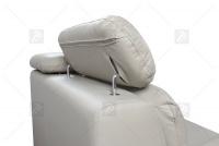 Sofa Amber - Skóra sofa regulowana