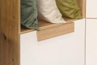 Biurko młodzieżowe LBLT21 Arkina  szafka dziecięca