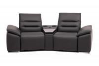 Fotel z elektryczną funkcją relaks Impressione 1,5RF wypoczynek skórzany