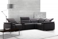 Sofa z półką i systemem audio Impressione 1L-TTSU-1P System Impressione
