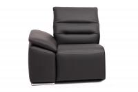 Sofa z półką i systemem audio Impressione 1L-TTSU-1P Segment boczny Impressione