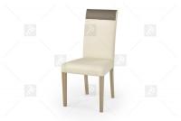 Krzesło Norbert - Wyprzedaż  krzesło w ekoskórze